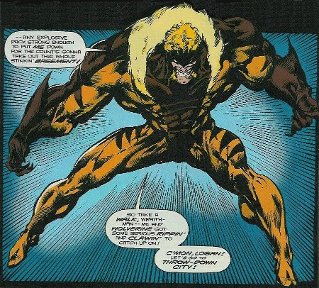 marvel sabertooth