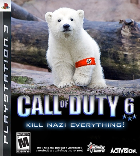 Call of Duty 6 : Kill Nazi Everything!