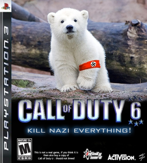 Call of Duty 6 Kill Nazi Everything