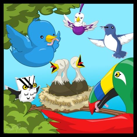 facebook twitter google yahoo wikipedia
