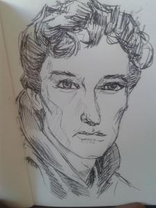 Benedict Cumbersketch