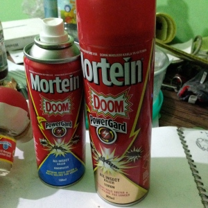 Mortien Doom Spray