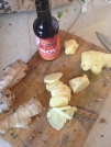 Ginger n Soy Sauce