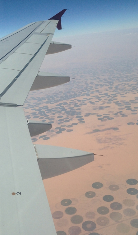 unrelated image of Pivot Irrigation.