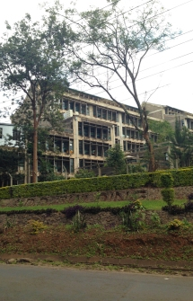 I think this may be the liberal arts department at Nairobi University