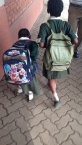 It is cool how kids commute to and form school on their own. Despite what some may say, Nairobi is rather safe.