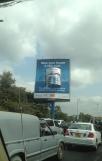 Some innovative advertising...