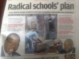 This is of The Standard, another leading newspaper. This was a current issue. more on this topic later.