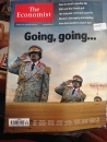 This was in some of my storage. I used ot read the Economist much more often. During the fall of Ghadafi I recall some Kenyans discussing how a large part of why he went down was his intention to create a gold backed African currency, to surplant the dollar, euro and other intenraitonal currecnies. There were discussions of illicit foreign involvement. Some of those have been now proven to have some accuracy.