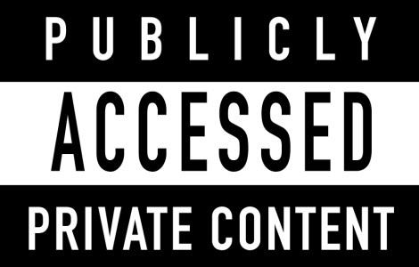 publicly-accesed-private-content
